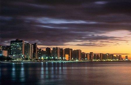 Fortaleza - Città e mare
