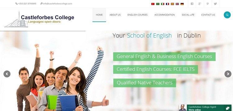 Portfolio - Castleforbes College